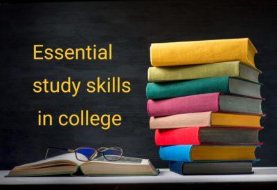study skills in college