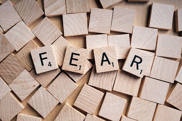 quote about facing fear