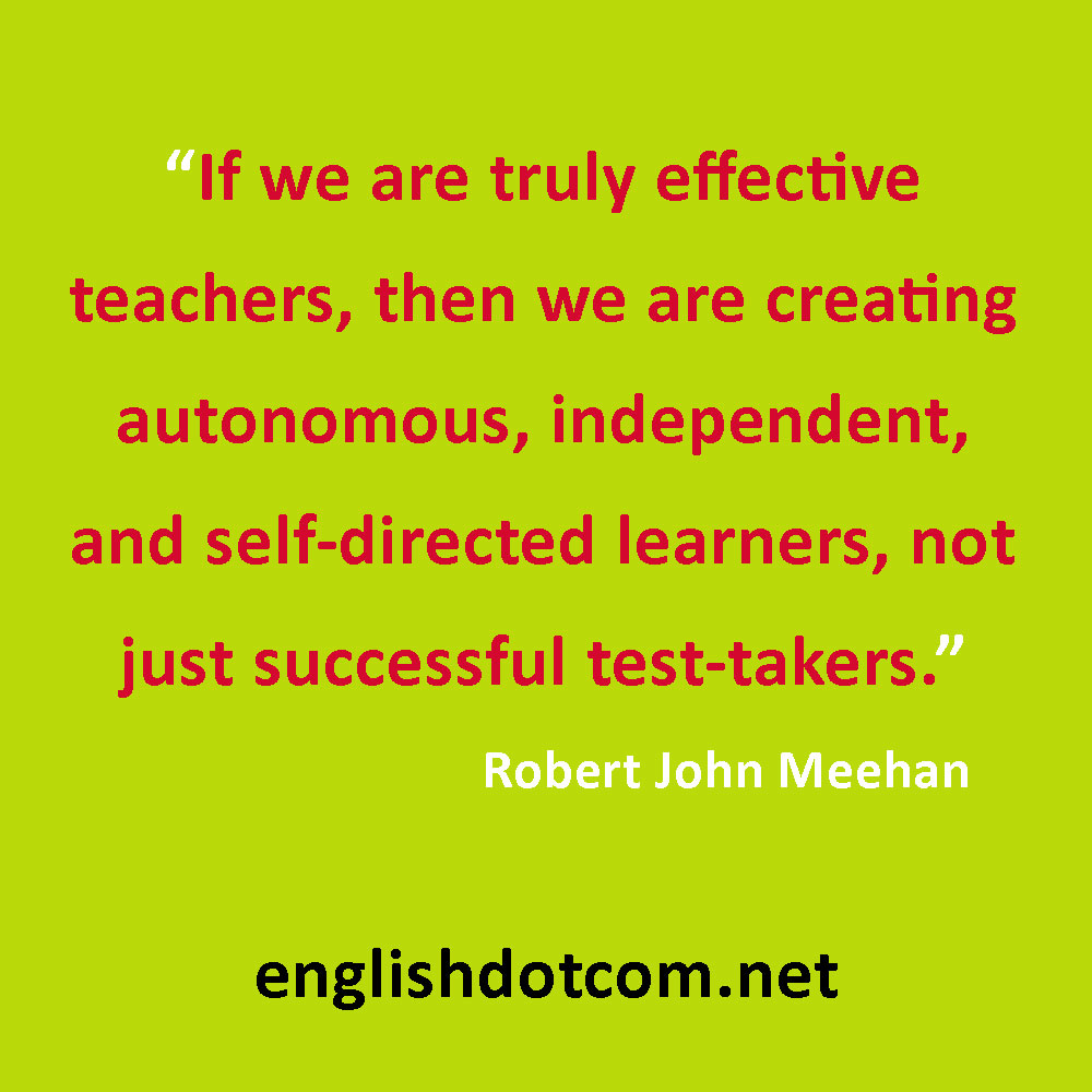 quotes about great teachers